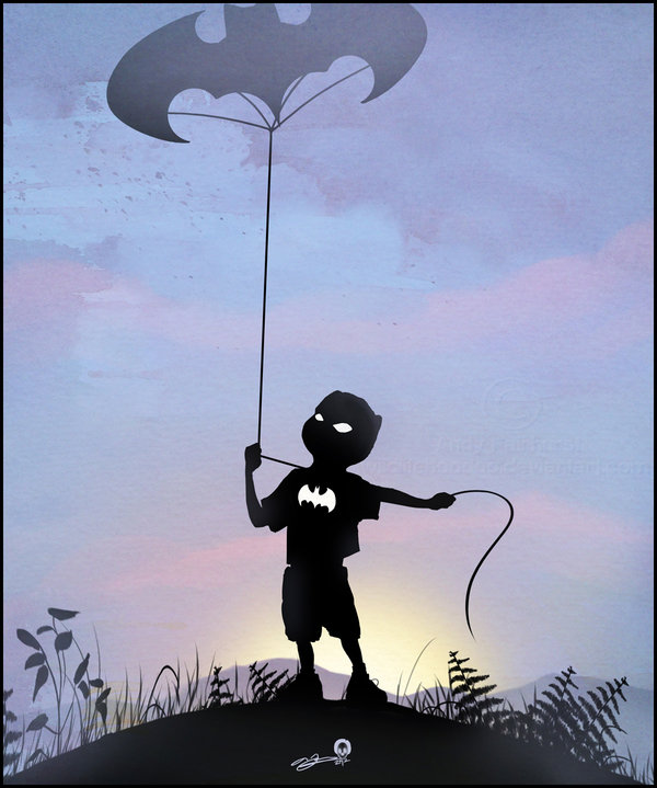 bat kid by andyfairhurst d50d8m6