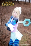 Zimowe Cosplay'ie z League of Legends