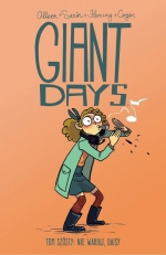 Giant Days. Tom 5 : Nie wariuj, Daisy