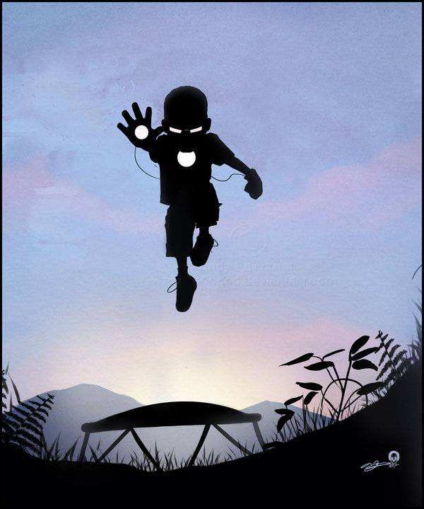 iron kid by andyfairhurst d50pusx