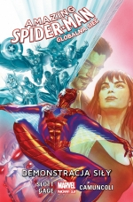 Amazing Spider-Man: Globalna sieć #03: Demonstracja siły