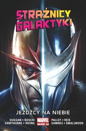 Strażnicy Galaktyki #02: Jeźdźcy na niebie