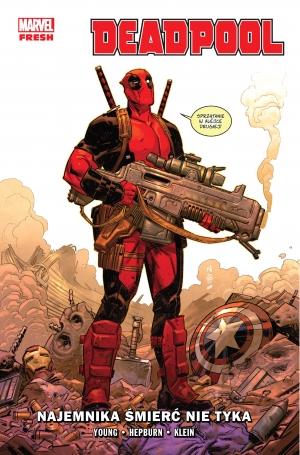 Deadpool #01: Najemnika śmierć nie tyka