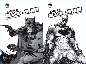 Batman Noir. Batman Black & White