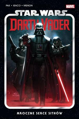 Star Wars Darth Vader. Mroszne serce Shitów