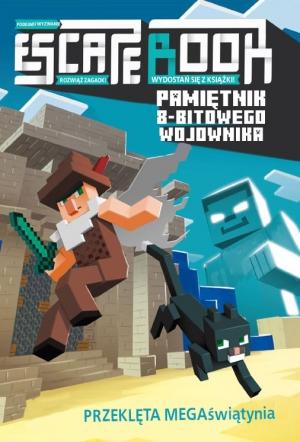 Escape book. Pamiętnik 8-bitowego wojownika. PRZEKLĘTA MEGAświątynia