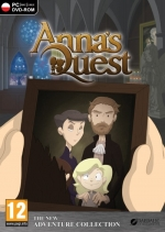"""Anna's Quest"" od IQ Publishing"