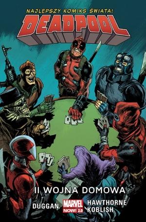 Deadpool #05: II Wojna Domowa