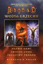 """Nowe wydanie trylogii """"Diablo. Wojna Grzechu"""" już w księgarniach!"""