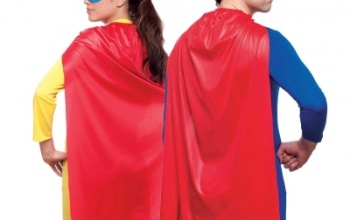 Bycie superbohaterem - ciężki kawałek chleba
