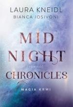 Zapowiedź: Magia krwi. Midnight Chronicles. Tom 2