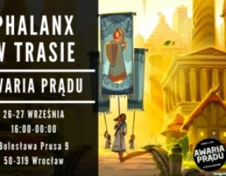 PHALANX w trasie - Wrocław!